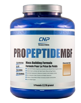 PROPEPTIDE MBF CHOCOLATE MALT 10LB