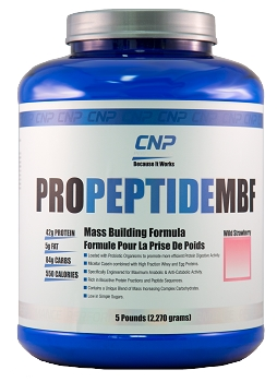 PROPEPTIDE MBF WILD STRAWBERRY 5LB