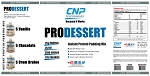 Pro Dessert Instant Protein Pudding Mix Variety 15 Pack ((Vanilla/Creme Brulee/Chocolate)