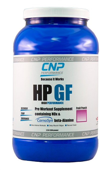HIGH PERFORMANCE GF FRUIT PUNCH