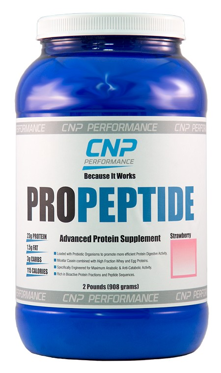 PROPEPTIDE WILD STRAWBERRY 2LB